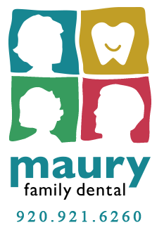 Maury Family Dental Logo